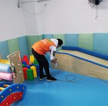 南宁市尚观文化感统教育教室360度无死角空气净化